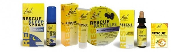 les produits Rescue contre le BurnOut