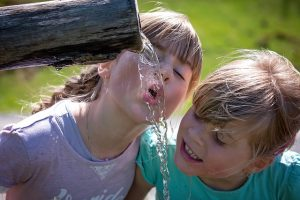 quels sont les bénéfices de ne boire que de l'eau