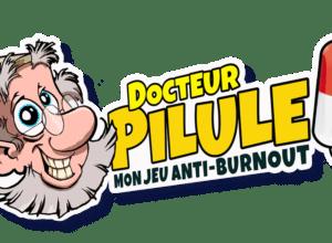 Docteur pilule le jeu anti burn-out