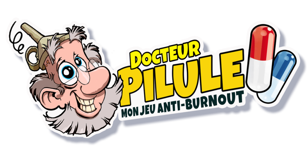 Docteur pilule le jeu anti burn-out