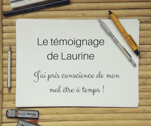 angoisse, stress, burn-out, le témoignage de Laurine